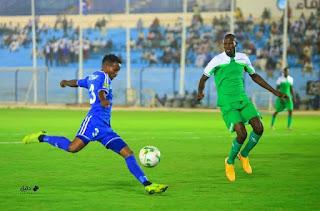 الهلال ينتصر على الاهلي مروي في الدوري السوداني