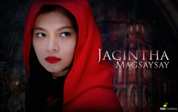A One Of A Kind Tribute For Jacintha Magsaysay's Exceptional Performance In La Luna Sangre