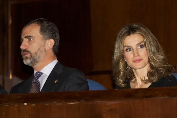 Auditorio Principe Felipe during the 'Prince of Asturias Awards 2012