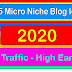 Top 5 Micro Niche Blog Ideas High Traffic High Earning In Hindi 2020
