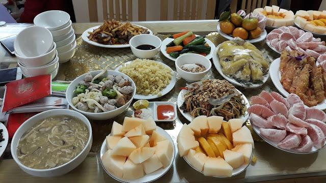 Đặt cỗ tại Thanh Trì - Hà Nội 0988 653 111