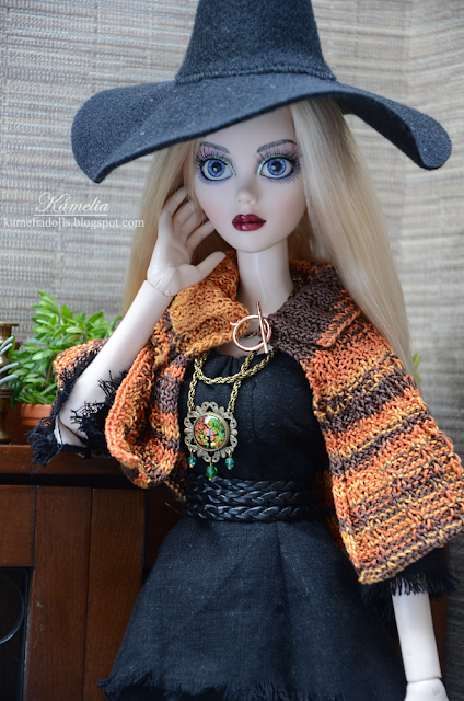 Halloween costume dress outfit for Wilde Imagination doll