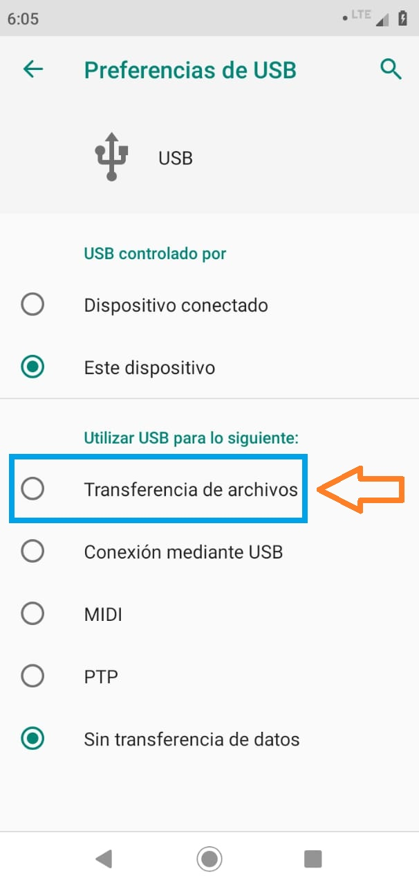Ver archivos Android en PC - Charkleons.com