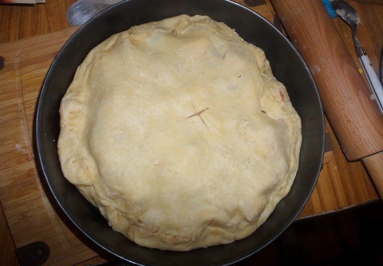 Madhouse Family Reviews: Madhouse recipe : Apple Pie with