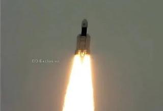 chandrayaan-2-launched