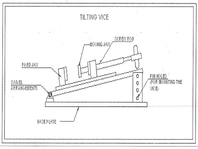 Tilting Vice Project