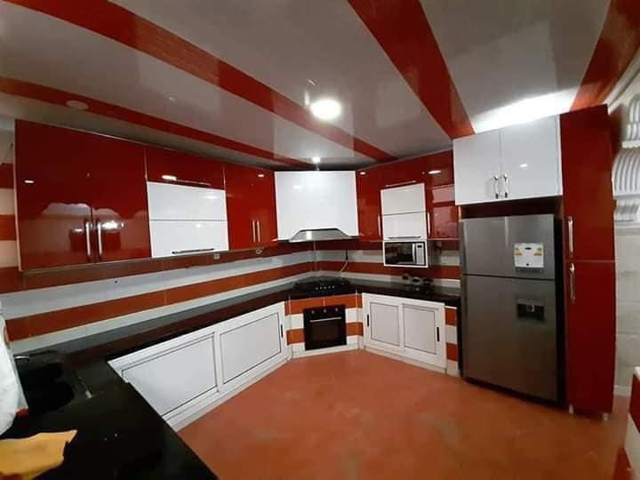 Cuisine moderne 2021 المطبخ العصري