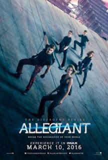 Download Film Allegiant (2016) HDTS 450MB Terbaru