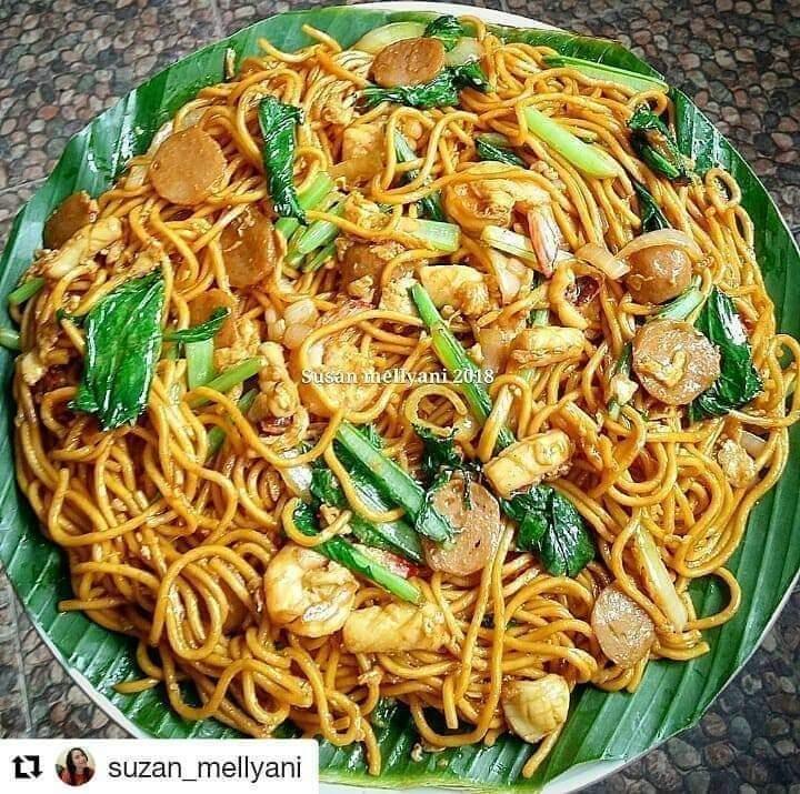 Resep Mie Goreng Seafood Sajian Sedap
