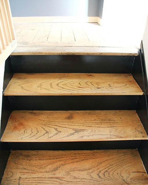 idées déco pour redonner un coup de jeune à son escalier