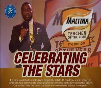 Maltina Teacher of the Year Award 2020