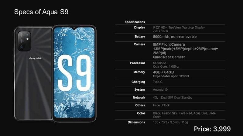 Aqua S9