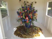 1930s Art Deco, Festival of Flowers - Christchurch Botanic Gardens, New Zealand