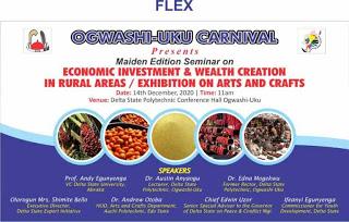 OGWASHI-UKU SEMINAR ON WEALTH CREATION: WHY YOU SHOULD ATTEND.