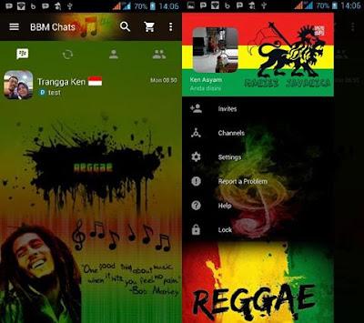 BBM Mod Reggae v2.13.1.14 Apk