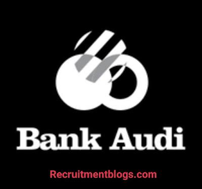 Fresh Graduates At Bank Audi Egypt part of FAB group Bank