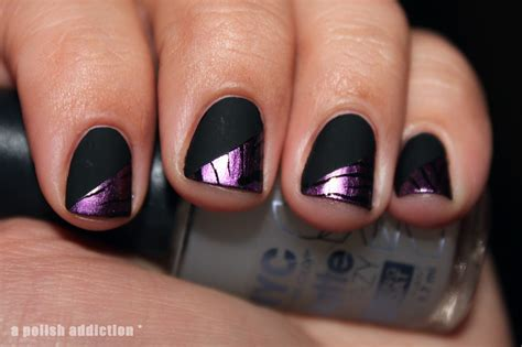 Top 96+ Black Nail Art Ideas