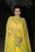 hebah patel photos in yellow ghagra-thumbnail-2