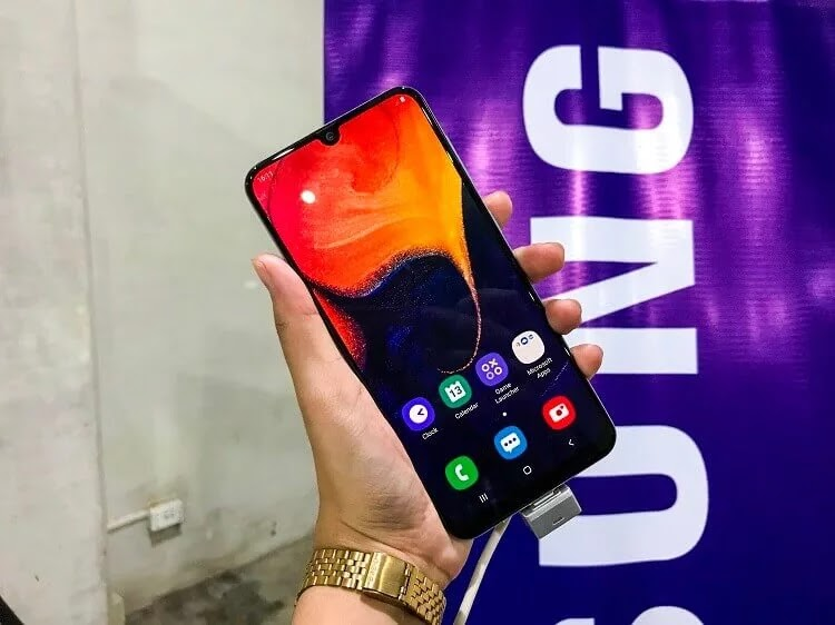 Samsung Galaxy A50, Galaxy A30 Price Drop Announced