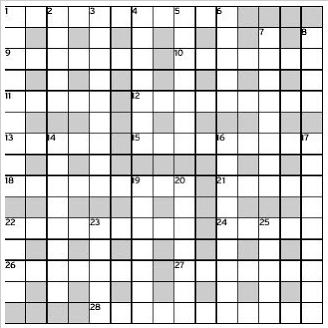 THC Blank Grid 9349 Gridman
