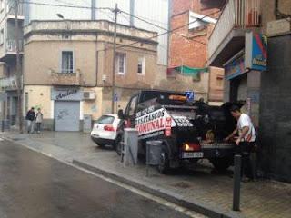 Desatascos en Santa Coloma