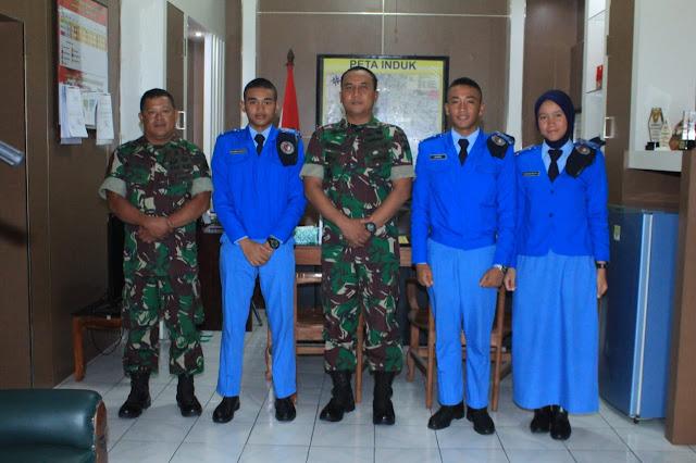 Audensi Siswa SMA Taruna Nusantara Dengan Dandim Klaten