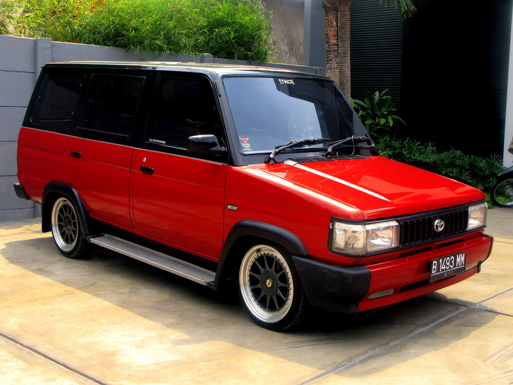 Kijang Super ...