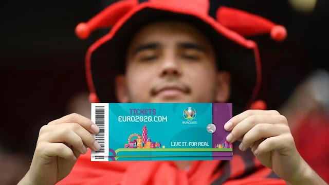 Euro 2020 tickets online at wembley on Sunday fina clash photo