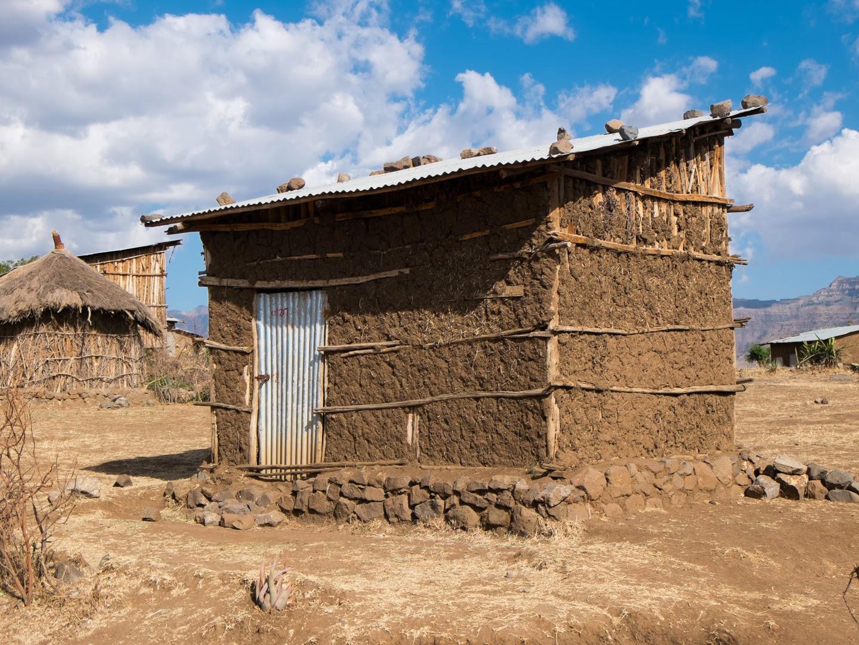 Hello Talalay Ethiopian Rural Architecture