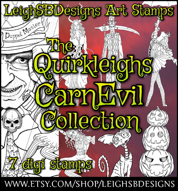 2019 New Releases The Quirkleighs CarnEvil Collection!