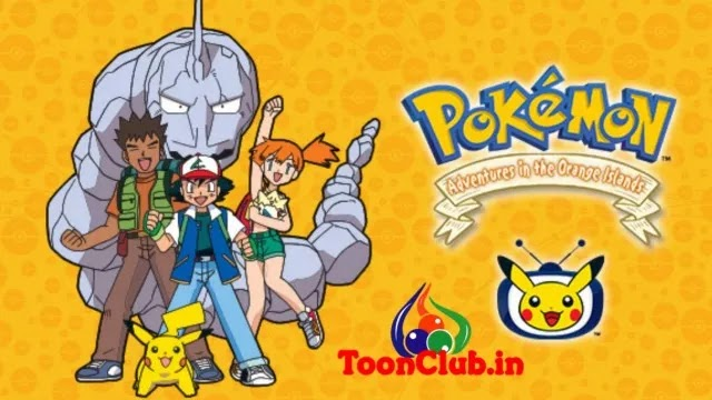 Pokemon Season 2 Adventures on the Orange Islands In Hindi Dubbed Free Download