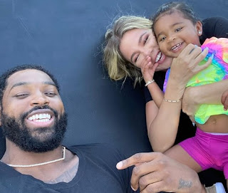 Tristan Thompson confesses his love to Khloe Kardashian in a heartwarming birthday tribute