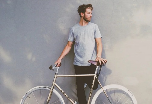 fixy fiets fixed gear bike