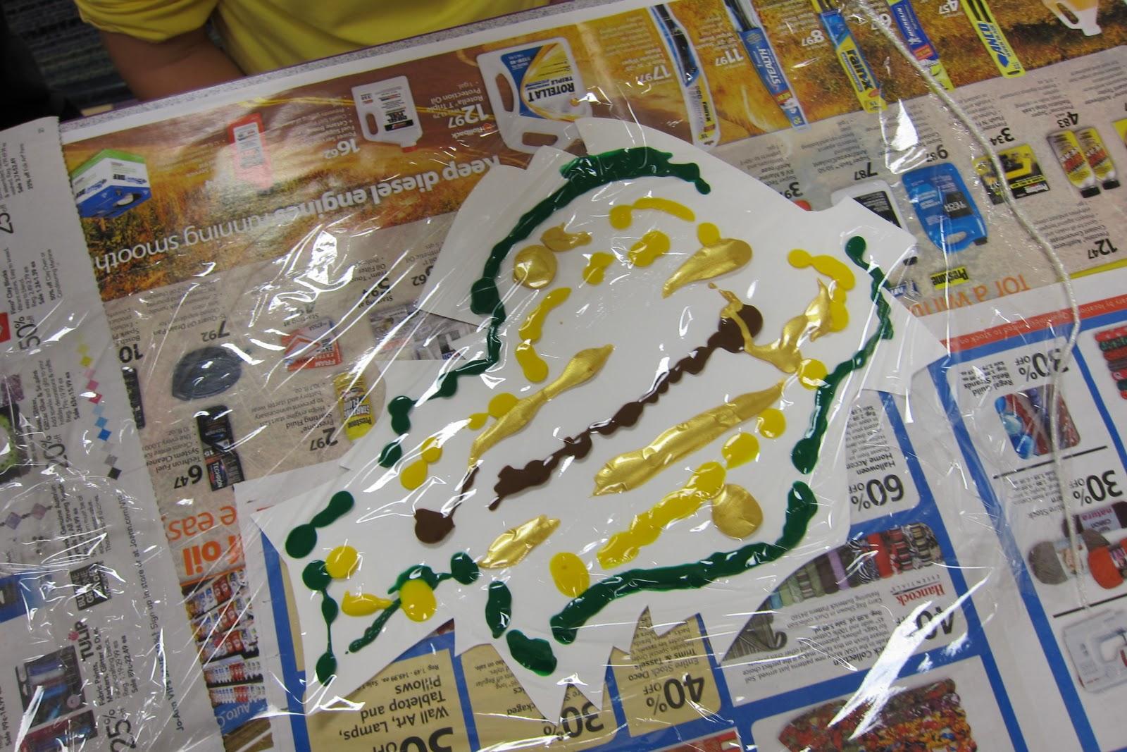 Mrs Karen S Preschool Ideas Leaves