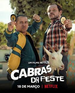 Review  – Cabras da Peste