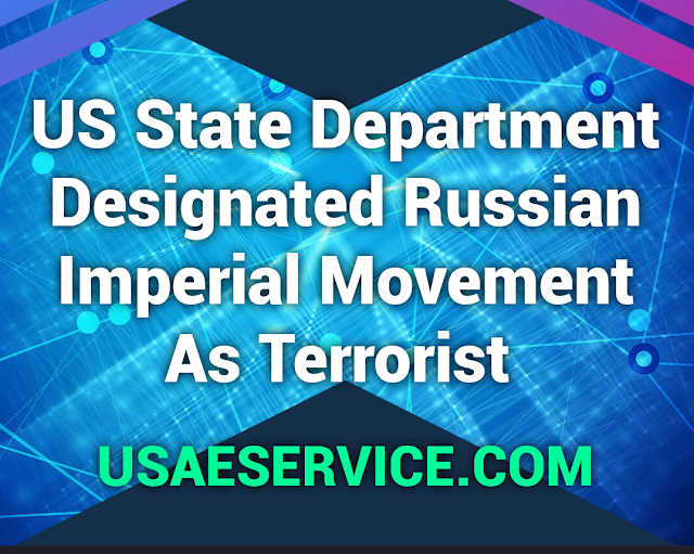 US State Department Designated