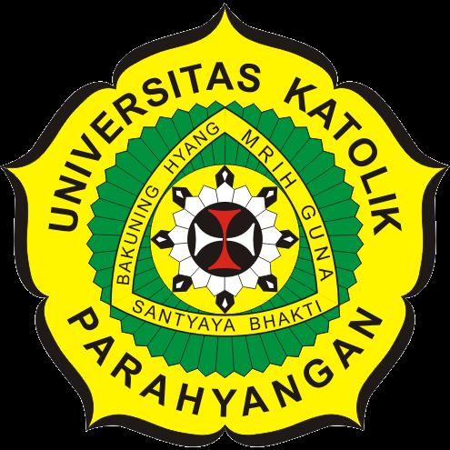 Cara Pendaftaran Online Penerimaan Mahasiswa Baru (PMB) Universitas Katolik Parahyangan (Unpar) Bandung - Logo Universitas Katolik Parahyangan (Unpar) Bandung PNG JPG