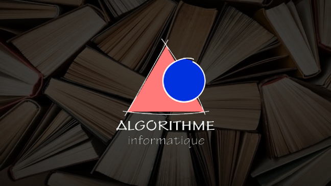 دروس l'algorithme  كاملة و مبسطة