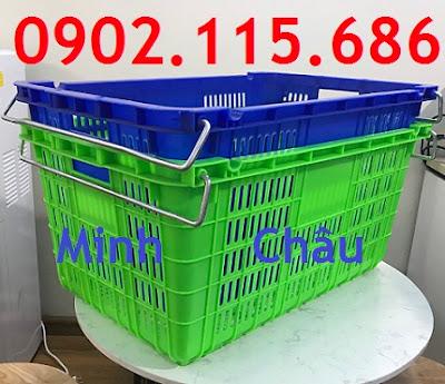 Sọt nhựa có quai sắt, rổ nhựa có quai sắt, giỏ nhựa có quai sắt, sọt nhựa có lỗ, sọt nhựa đựng rau củ, rổ nhựa đựng trái cây, giỏ nhựa trong siêu thị, sọt nhựa đựng hàng may mặc, giỏ nhựa đựng quần áo, sọt nhựa đựng phụ tùng, sọt nhựa công nghiệp, 3