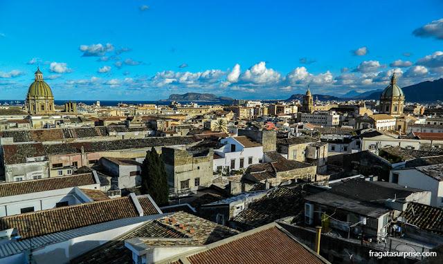 Palermo, capital da Sicília