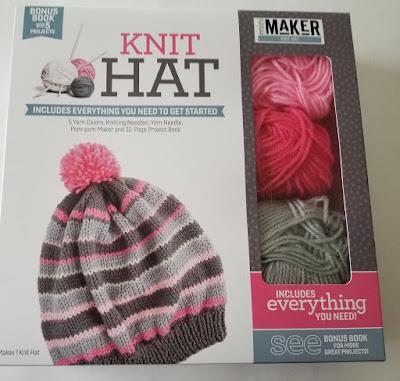 Knit Hat Kit plus instructions
