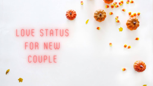 Love Status For New Couple