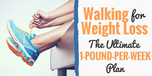walking weight loss