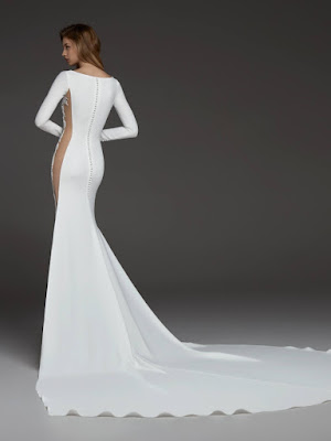 K'Mich Weddings - wedding planning - wedding dresses - camilla - pronovias collection