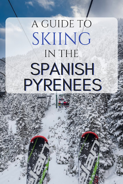 Everything you need to know about skiing and winter activities in the Spanish Pyrenees, including an overview of five resorts that are within a three hour drive of both Barcelona and Girona!