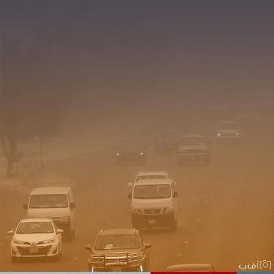 بتهمة الإساءة للكويت القبض على مقيم مصري انتقد سوء الأحوال الجوية