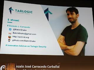 RootedCon 2020 - Gonzalo Carracedo - Atacando contadores digitales
