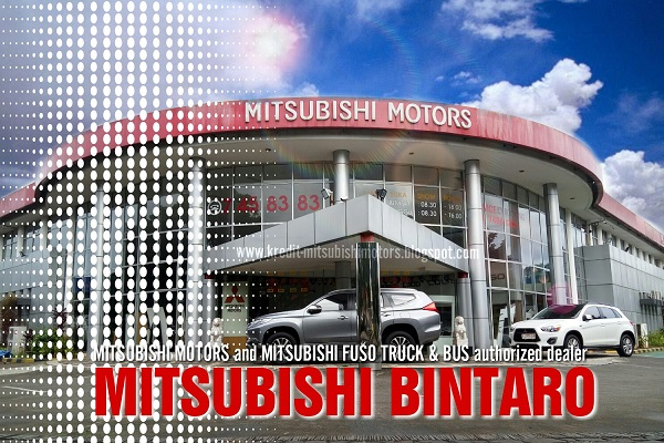 MITSUBISHI BINTARO Authorized  dealer Mitsubishi