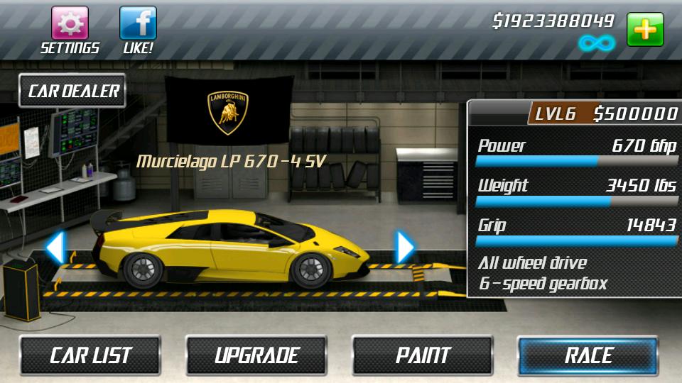 Drag Racing Tune Car V 1 5 Drag Racing Tune Car Lamborghini