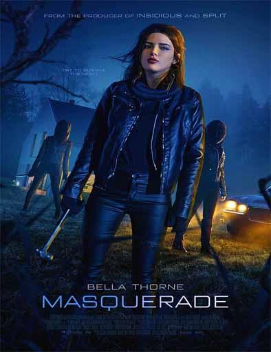 Pelicula Masquerade (2021)